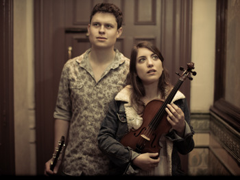 Cellar Folk: Katriona Gilmore & Jamie Roberts picture