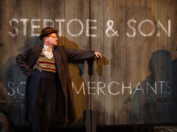 In Conversation - Steptoe And Son  picture