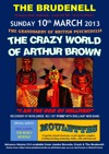 Flyer thumbnail for The Crazy World of Arthur Brown