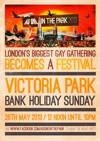 Flyer thumbnail for As One In The Park