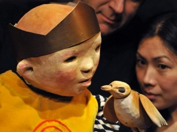 The Nightingale: Horse And Bamboo Theatre picture