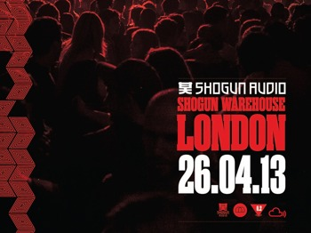 Shogun Audio: Noisia + DJ Friction + Alix Perez + P Money + Jehst + Rockwell + The Prototypes + Spectra + Wookie picture