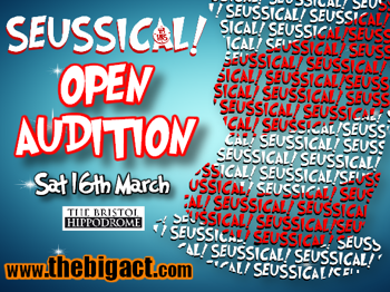 Open Auditions - Seussical: The Big Act picture