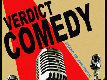 Verdict Comedy: Jonny And The Baptists, Dave Green, Julie Oliver, Dom Diswas, Paul Jones picture