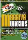 Flyer thumbnail for Massive Mondays: Tiny T + Asher G + Oxman + Naoko The Rock