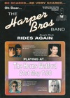 Flyer thumbnail for The Harper Brothers
