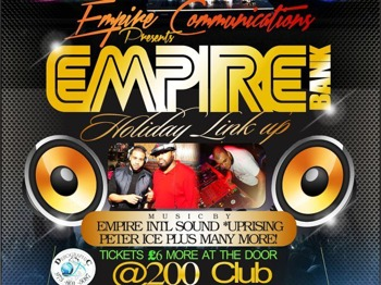 Empire Holiday Link Up: Empire Intl Sound picture