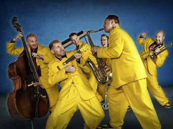 King Of The Swingers Tour: The Jive Aces picture
