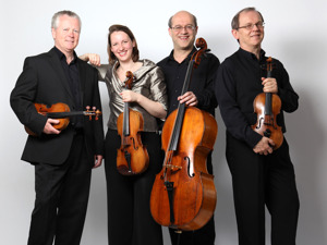Coull Quartet artist photo
