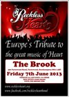 Flyer thumbnail for Reckless Heart