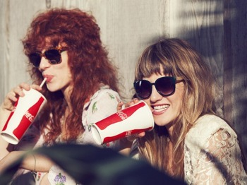 Deap Vally + Skaters picture