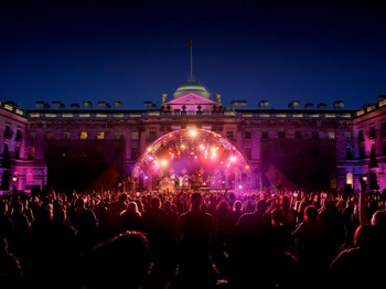 Somerset House Summer Series: Lianne La Havas + Matt Corby picture