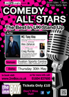 Flyer thumbnail for Comedy Allstars: Craig Murray, Wes Zaharuk, Tony Vino
