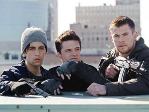 Film promo picture: Red Dawn