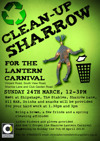 Flyer thumbnail for Sharrow Carnival Clean Up