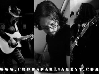 Crows Parliament artist photo