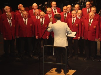 Highfield Male Voice Choir, Dr Jazz & The Cheshire Cats picture