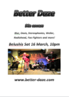 Flyer thumbnail for Better Daze