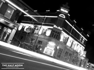 The Half Moon Putney artist photo