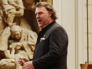 Sir Bryn Terfel artist photo