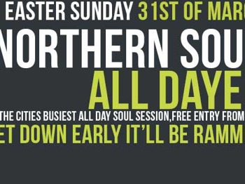 Northern Soul All Dayer: Davy Mason + Toma + Tonge + Billy Watts + Billy Amos + Duncan McCalister + Steve Davidson + Dave Hancock picture