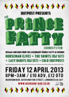 Flyer thumbnail for Outpost Presents: Prince Fatty Soundsystem + Horseman + The Skints + Hollie Cook + Lazy Habits + Colo