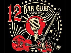 12 Bar Club artist photo