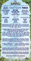 Flyer thumbnail for Latitude Festival 2013
