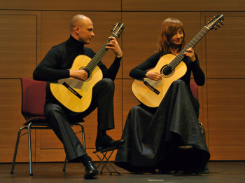 Master Musicians: The Kupinski Guitar Duo picture