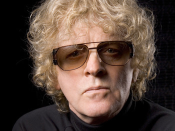 Ian Hunter artist photo