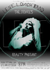 Flyer thumbnail for Lene Lovich + The Devices + Beauty Pageant