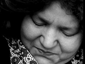 Abida Parveen artist photo