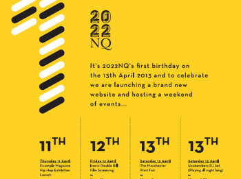 2022nq – First Birthday Celebrations - The Manchester Print Fair picture