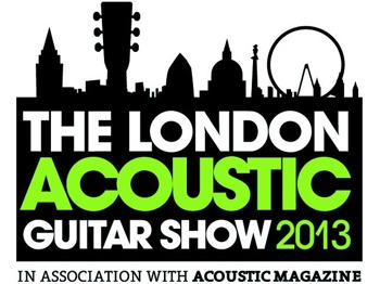 London Acoustic Guitar Show picture