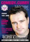Flyer thumbnail for House Of Stand Up - Comedy & Curry: Geoff Boyz, Carly Smallman, Matthew Osborn, Ali Brice, Laurence Tuck