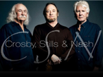 Crosby Stills & Nash artist photo