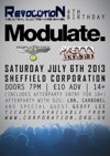 Flyer thumbnail for Modulate + ROFLCOPTRZ + Pretty Addicted
