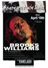 Flyer thumbnail for Americana Music Series Presents: Brooks Williams