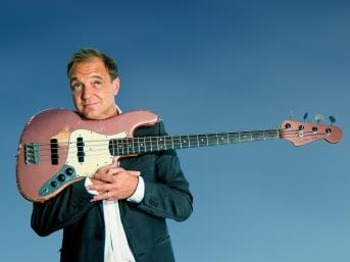 The Sideman: Guy Pratt picture