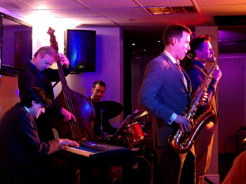 Kevin Fitzsimmons + Leon Greening + Jazz Wurx picture