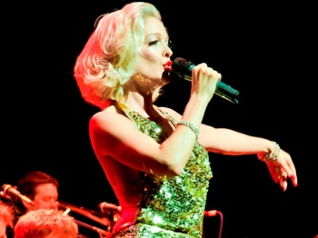 Sinatra Sequins & Swing - The Capitol Years Live! + Kevin Fitzsimmons picture