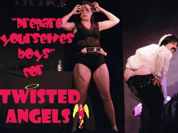 Twisted Angels - The Comedy picture