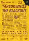 Flyer thumbnail for Takedown Festival