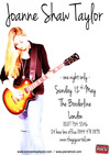 Flyer thumbnail for Joanne Shaw Taylor