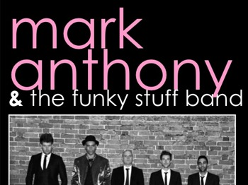 Mark Anthony & The Funk Stuff Band picture