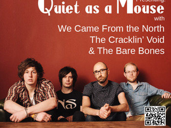 Sound Collision: The Bare Bones + The Cracklin' Void + We Came From the North + Quiet as a Mouse picture