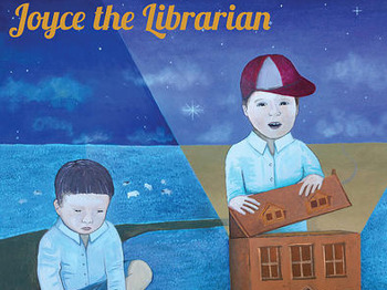 Joyce the Librarian + Roger Tarry picture