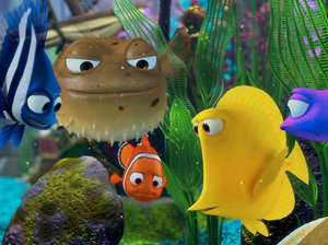 Film promo picture: Finding Nemo (re-release)
