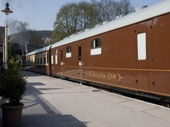 Churnet Valley Railway Cauldon Lunch Train picture