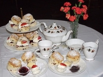 Churnet Valley Railway Steam & Cream Tea picture